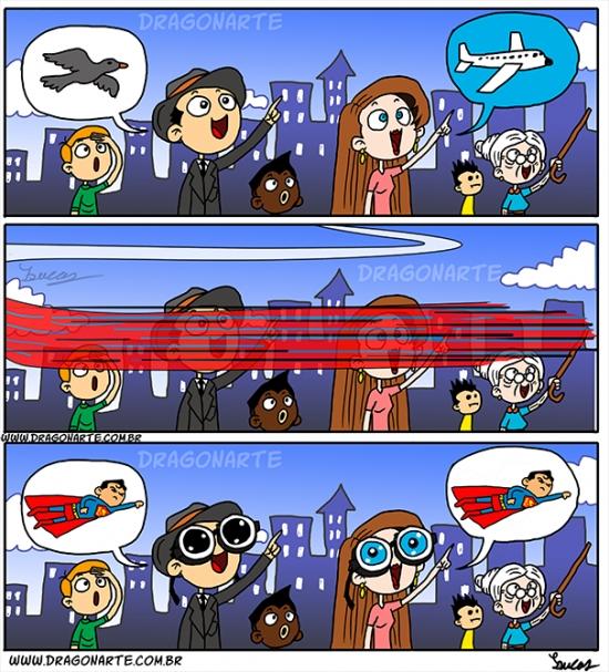 Otros - Ah claro, esto explica lo del pájaro y el avión