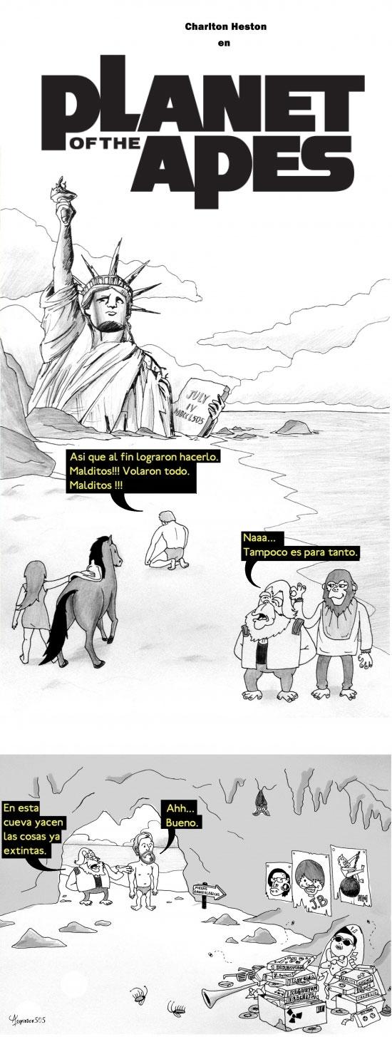 Otros - Si se extingue la humanidad sería una pena, pero por otro lado...