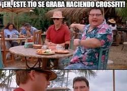 Enlace a Los cansinos del CrossFit