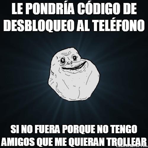 Meme_forever_alone - Foreverfone