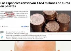 Enlace a Pobres pesetas olvidadas...