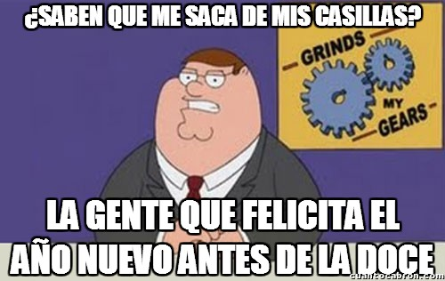 Peter_griffin - ¡Aún no!