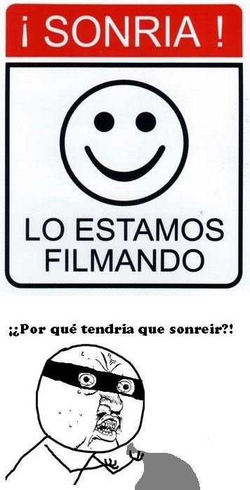 Y_u_no - ¡Sonría!