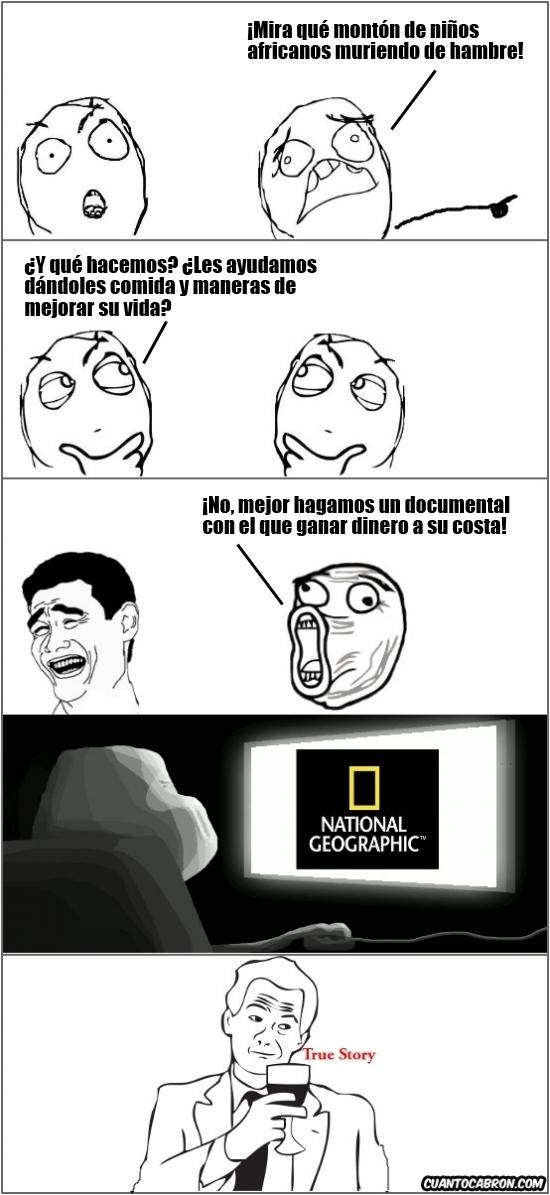Yao - La realidad de National Geographic