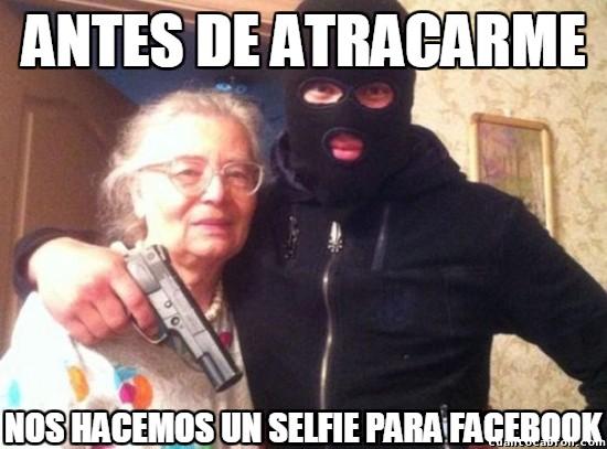 Meme_otros - Los atracadores también sucumben a ciertas modas
