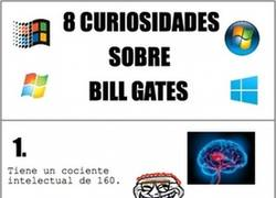 Enlace a 8 curiosidades que quizá no supieras sobre Bill Gates