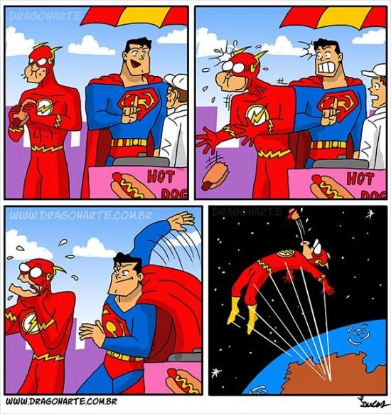Otros - Nunca le pidas a Superman que trabaje en un hospital
