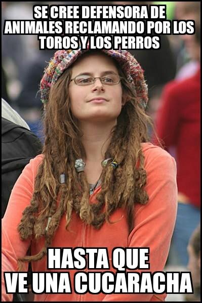 Meme_otros - ¡Que alguien piense en las cucarachas!