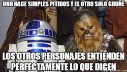 Enlace a ¿Será que en Star Wars todos saben cualquier idioma?