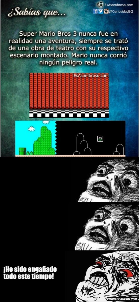 Inglip - La realidad de Super Mario Bros 3