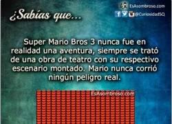 Enlace a La realidad de Super Mario Bros 3