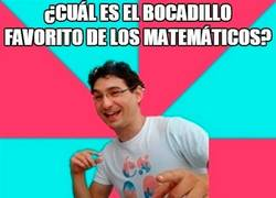 Enlace a Bocadillo matemático