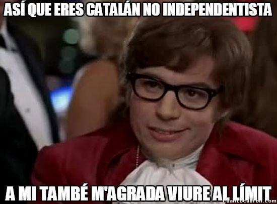 Vivir_al_limite - Independentismo catalán al límite