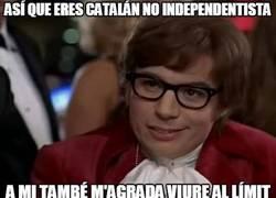 Enlace a Independentismo catalán al límite