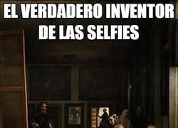Enlace a El verdadero inventor de las selfies