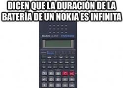 Enlace a La batería de un Nokia tiene un serio competidor