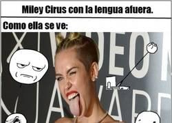 Enlace a No hay mucha diferencia entre Miley Cyrus y...