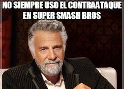 Enlace a El contraataque en Super Smash Bros