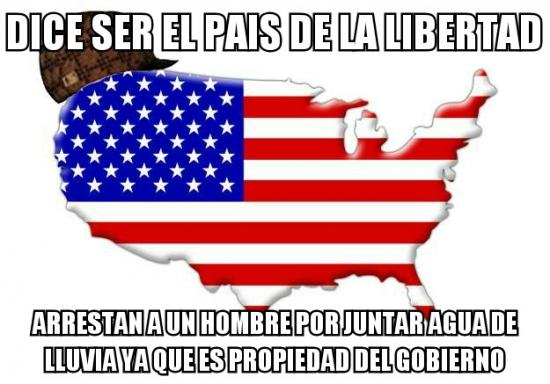 Meme_otros - ¿El país de la libertad?