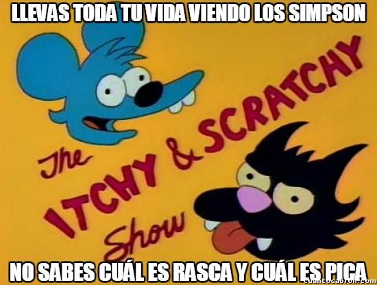 Meme_otros - Entre Rasca y Pica, ¿quién es quién?