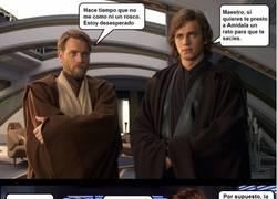 Enlace a Necesidades Jedi muy bien cubiertas