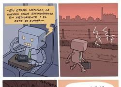 Enlace a Ojalá pudiera ser un robot yo también
