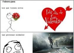 Enlace a No todo es San Valentín en febrero