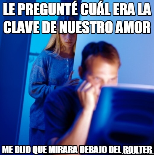 Marido_internet - La clave de su amor