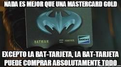 Enlace a El auténtico superpoder de Batman