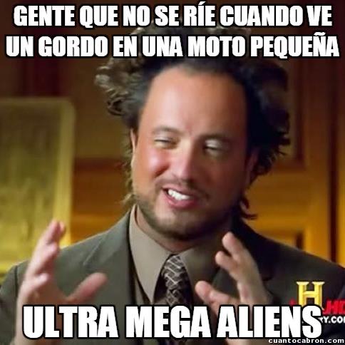 Ancient_aliens - No quiero que suene ofensivo, pero es que es muy gracioso