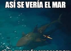 Enlace a Si el Megalodon siguiera surcando los mares...