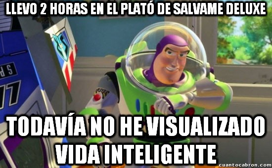 Buzz_lightyear - Sálvame Deluxe y su nivel intelectual
