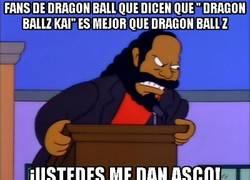 Enlace a Para aquellos fans de Dragon Ball Kai