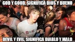 Enlace a Las connotaciones religiosas del inglés