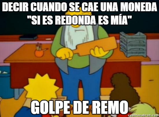 Golpe_de_remo - El gracioso de las monedas