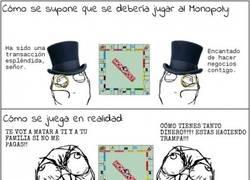 Enlace a Como es y como debería ser el Monopoly