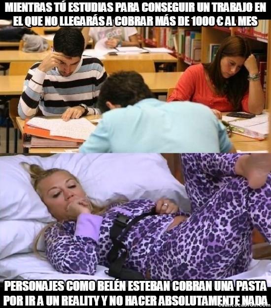 Meme_otros - Así va la sociedad española y luego nos quejamos de lo mal que está todo