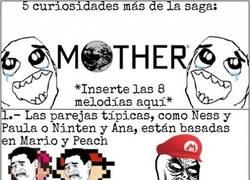 Enlace a Curiosidades del gran videojuego MOTHER