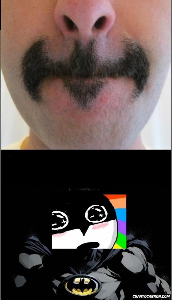 Amazed - La barba más heroica
