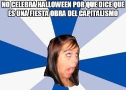 Enlace a Para todos aquellos y aquellas que no celebran fiestas capitalistas...