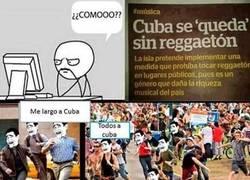 Enlace a Veo mi futuro viviendo en Cuba