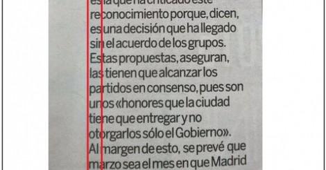 Mensajes Ocultos En El Periódico