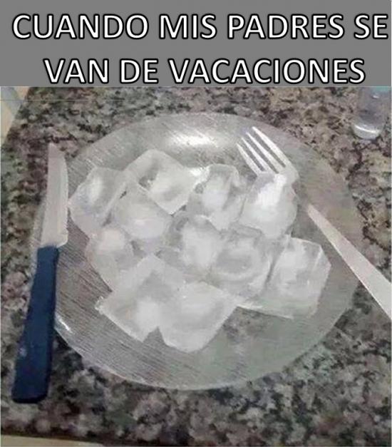 Meme_otros - Cuando mis padres se van de vacaciones y mi alimentación depende de mí