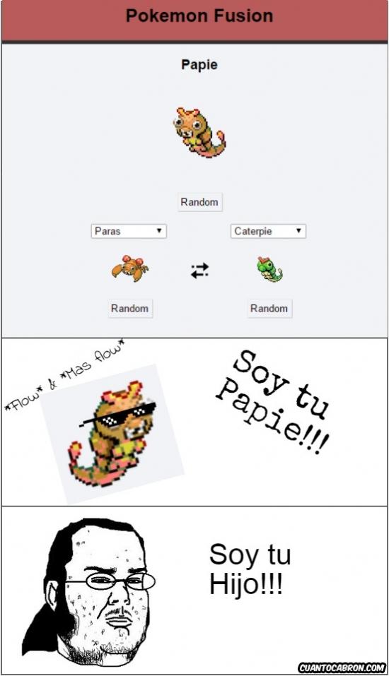 Friki - El padre de todos los Pokémon
