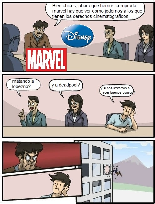 Otros - ¡Maldito Disney!