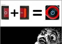 Enlace a El origen del botón de encendido y apagado