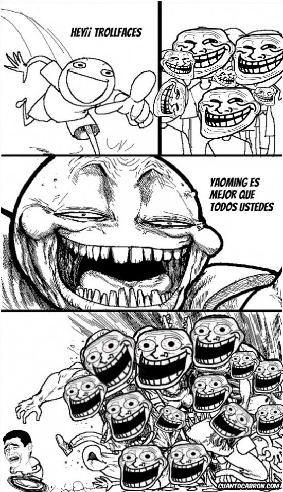 Trollface - ¿Cuál es el meme con más fama?