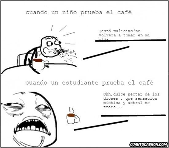 Cereal_guy - Cuesta aprender a apreciar el sabor del café, pero cuando empiezas...