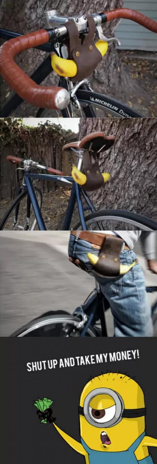 Otros - El transportador de bananas que todo Minion desea