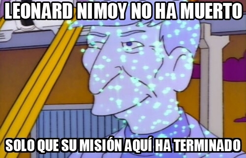 Meme_otros - ¡Buen viaje, Leonard!